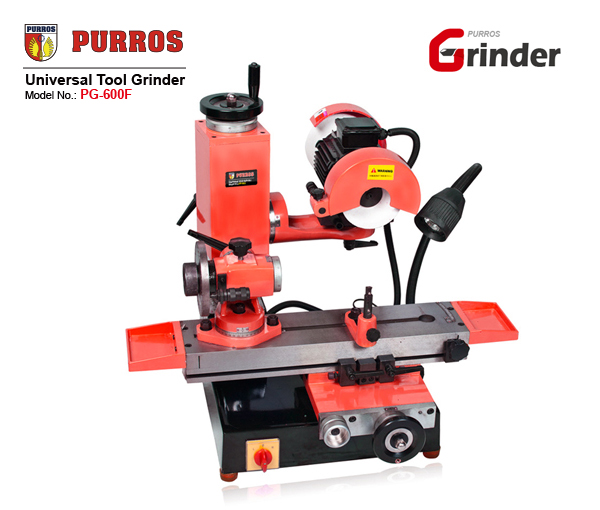 PG-600F Universal Tool Grinder, Scoring Blade Sharpening Machine, Grooving Cutter Sharpening Machine Manufacturer.