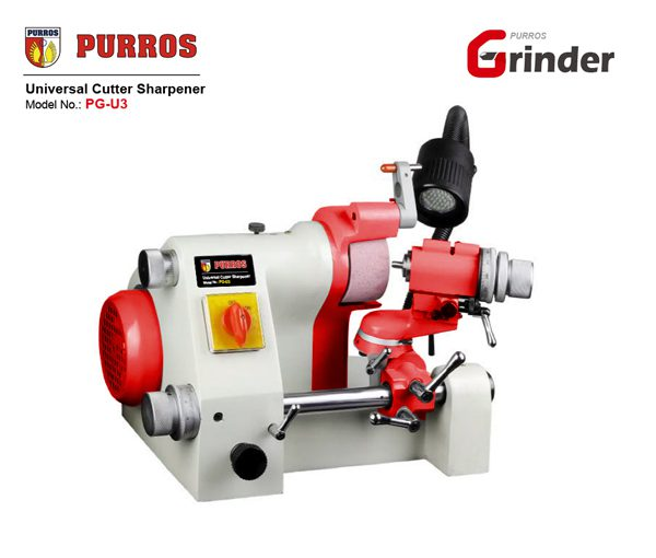 Universal Cutter Sharpener, Universal Cutter Grinder, Universal Cutter Grinding Machine, Universal Universal Tool and Cutter Grinding Machine, Universal Cutting Grinding Machine Manufacturer, PURROS PG-U3 Universal Cutter Sharpening Machine, Cheap Universal Cutter Sharpener