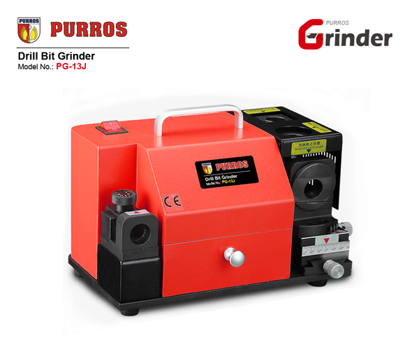 Drill Bit Grinder, Stepped Drill Grinder, Automatic Drill Bit Sharpener, Drill Bit Sharpener Manufacturer, Drill Bit Sharpener, Cheap Drill Bit Sharpener, Drill Bit Sharpener for Sale, Drill Bit Sharpener Supplier, Drill Bit Sharpener Exporter, Drill Bit Sharpener Wholesaler, Portable Drill Bit Grinder, PURROS PG-13J Drill Bit Grinder