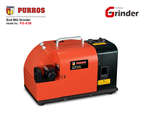 PG-X3B End Mill Grinders for Sale, Precision End Mill Cutter Grinding Machine