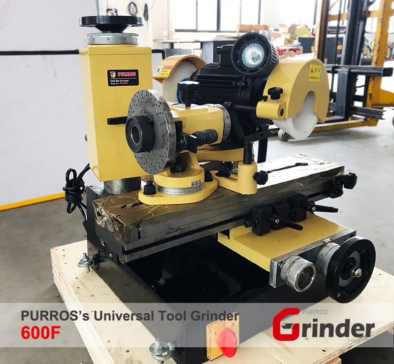 PURROS's Universal Tool Grinder 600F, buy drill bit grinder