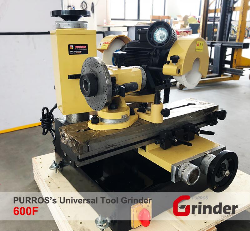 PURROS's Universal Tool Grinder 600F, buy drill bit grinder