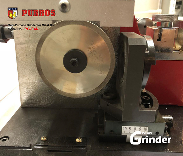 PURROS PG-F4N Complex Grinder for End Mill and Drill Bit