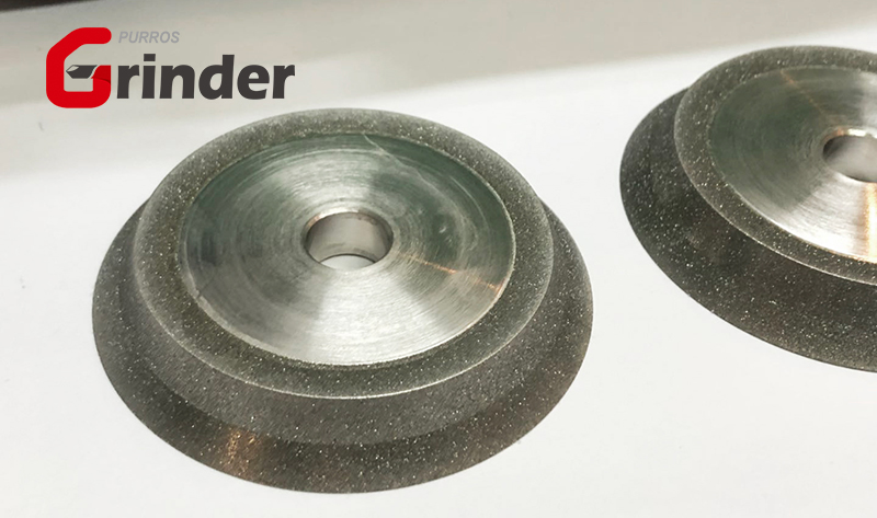 PG-X3B End Mill Grinder SDC Grinding Wheel for Carbide Metal (Grinding Stone)